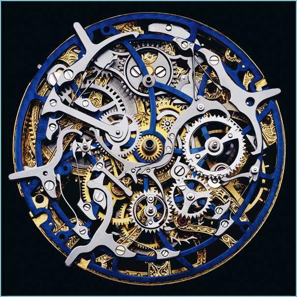 complex watch